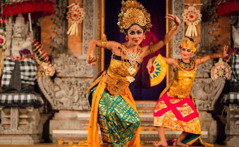 Le Sarong, costume typique de la tradition Balinaise