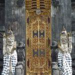 Entrée du temple de Goa Lawah