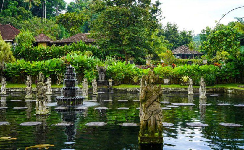 Forêts luxuriantes de Batubulan
