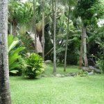 Jardin tropical à Ubud