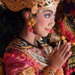 Jeune danseuse de Legong