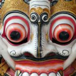 Masque de Barong