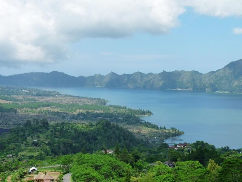 Le Lac Batur
