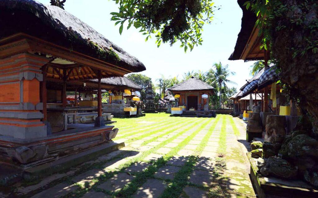 Pura Kebo Edan à Pejeng - Bali