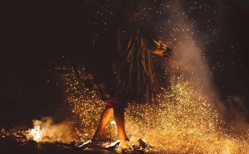 Sanghyang Djaran - Tari Kecak - Bali