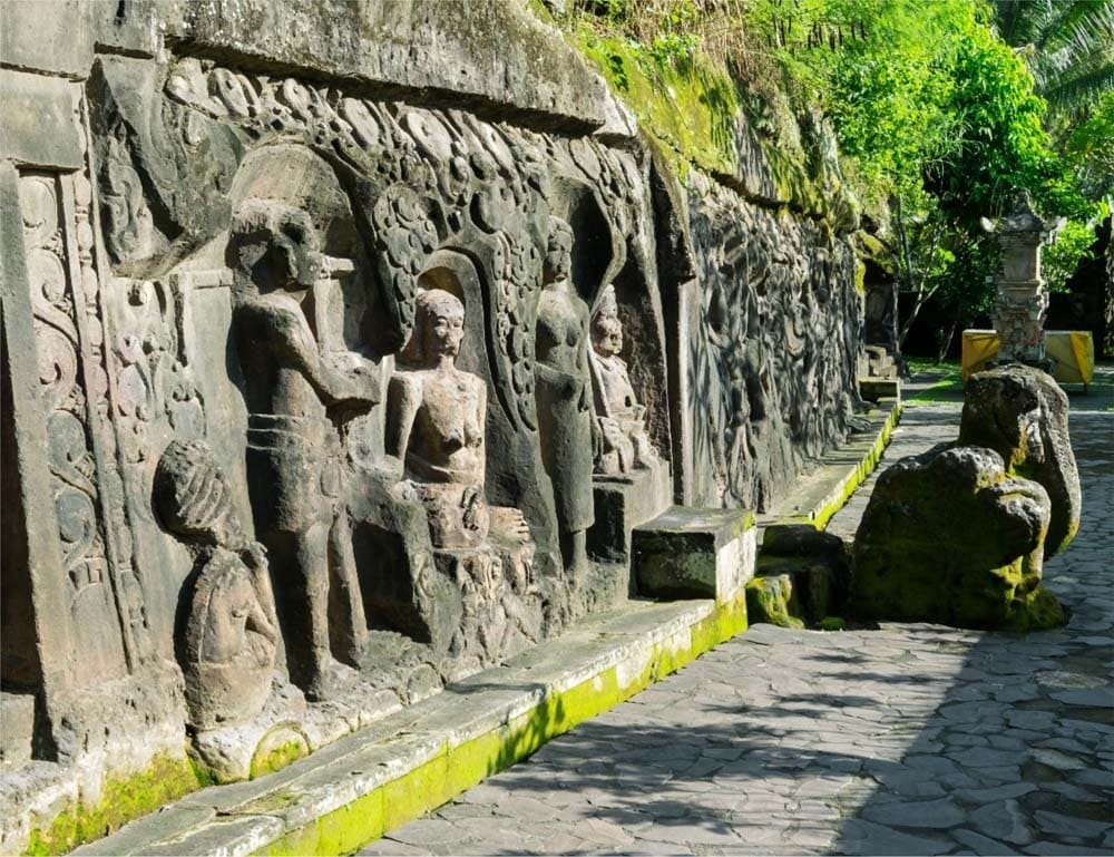 Yeh Pulu à Ubud - Bali