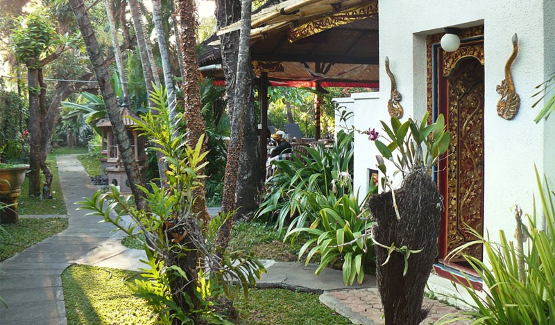 Sanur : plage, massages et un authentique gado-gado