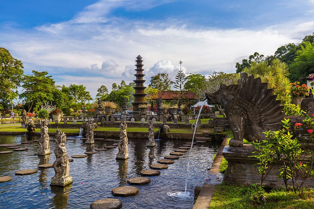 Tirta Gangga à Karangasem Bali