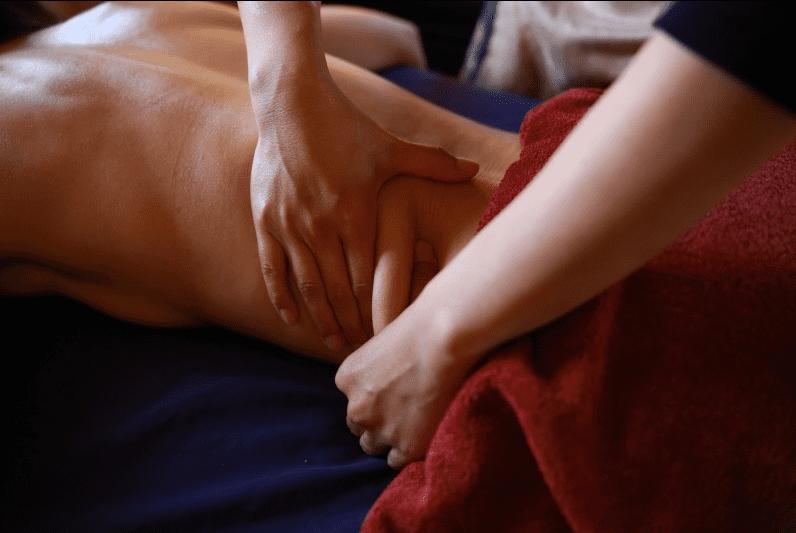 Technique du massage Balinais