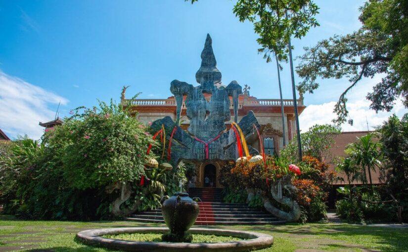 Musée Antonio Blanco Renaissance à Ubud, entre exotisme et surréalisme