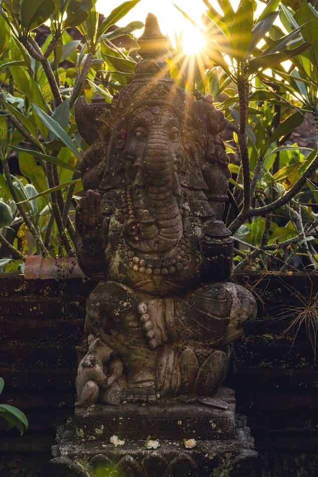 Ganesh - Pura Kebo Edan